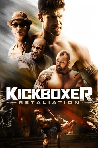 Poster of Kickboxer: Retaliation