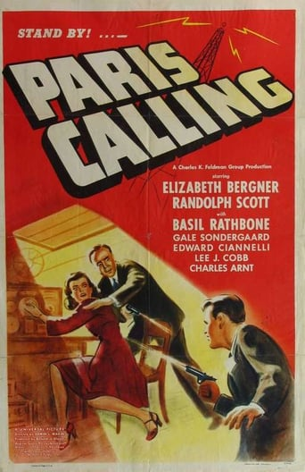 Poster of Paris Calling