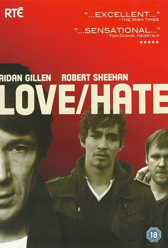 How old was Brian Gleeson in Love/Hate