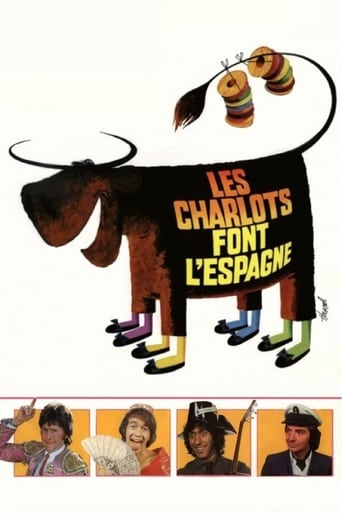 Poster of Charlots Go to Spain
