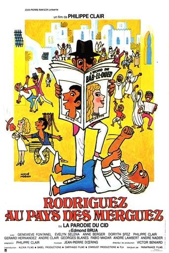 Poster of Rodriguez au pays des merguez