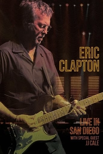 Poster of Eric Clapton: Live in San Diego