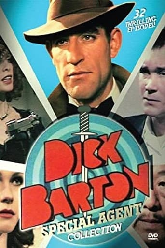 Poster of Dick Barton: Special Agent