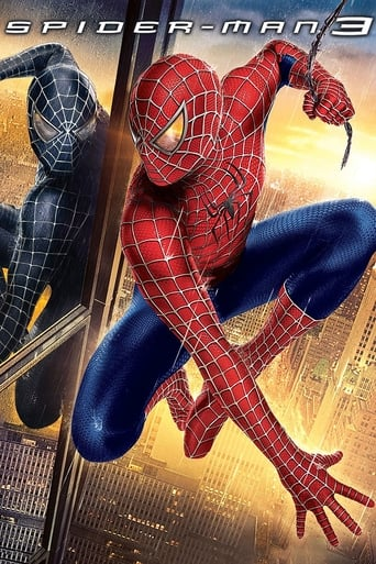 Spider-Man 3 - filmaffisch