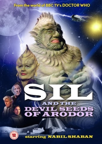 Poster of Sil and the Devil Seeds of Arodor