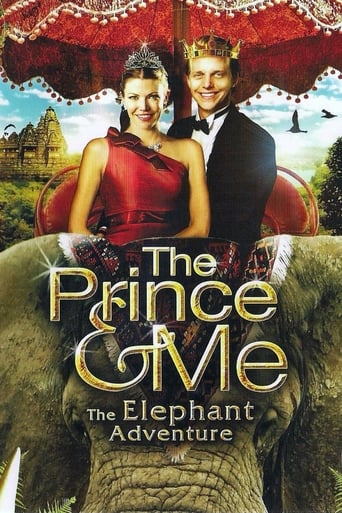Poster of The Prince & Me 4: The Elephant Adventure