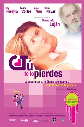 Poster of Tú te lo pierdes