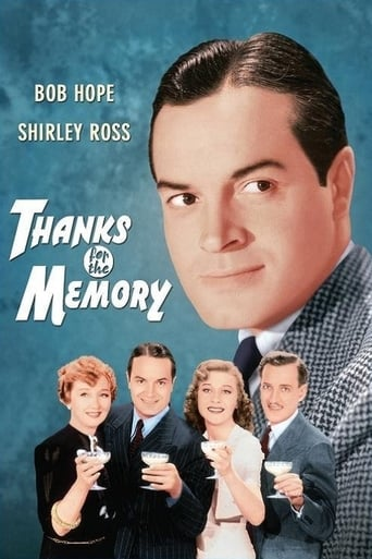 Poster of Thanks for the Memory