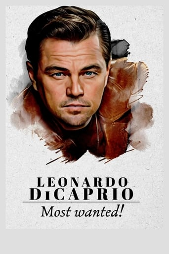 Poster of Leonardo DiCaprio: Most Wanted!