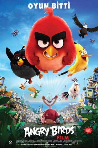 Angry Birds, le film