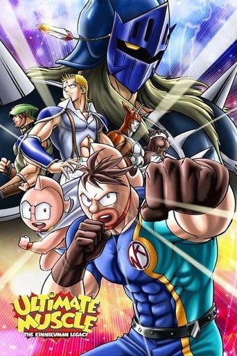 Poster of Ultimate Muscle: The Kinnikuman Legacy