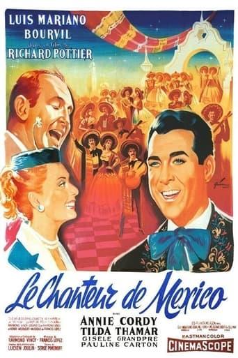 Poster of Le Chanteur de Mexico