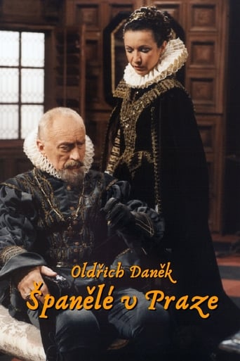 Poster of Španělé v Praze