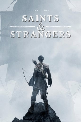 Poster of Saints & Strangers