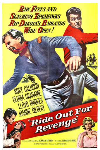 Poster of Ride Out for Revenge