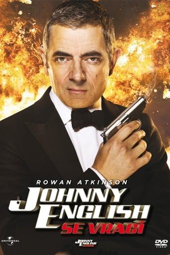 Poster of Johnny English se vrací