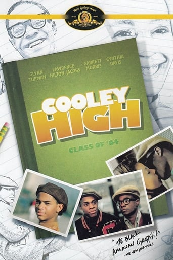Poster of Cooley High