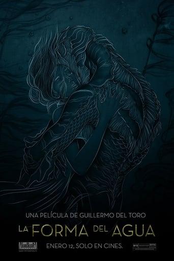 Poster of La forma del agua