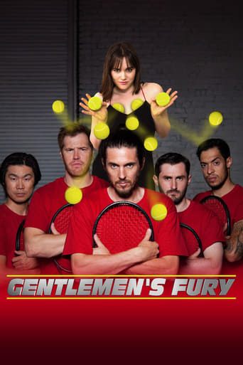 Poster of Gentlemen's Fury