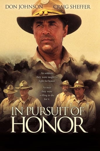Poster of In Pursuit of Honor