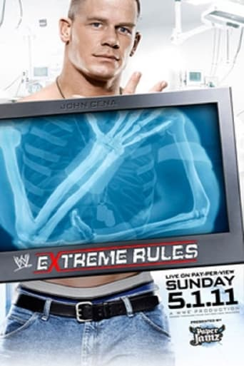 Poster of WWE Extreme Rules 2011