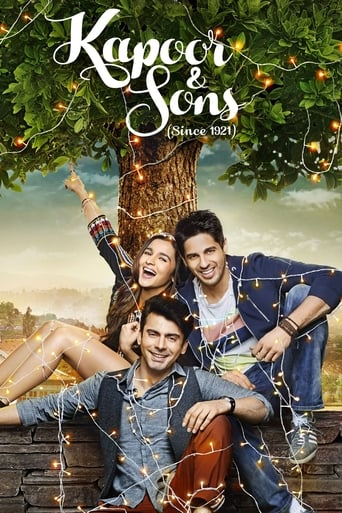 Poster of Kapoor & Sons