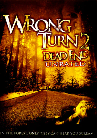 Poster of Wrong Turn 2: Dead End