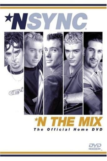 Poster of *NSYNC: *N the Mix