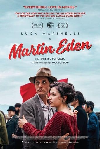 Poster of Martin Eden