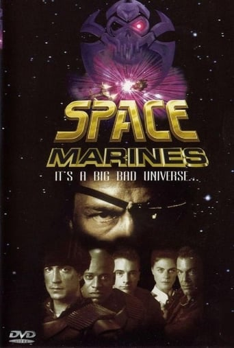 Poster of Space Marines