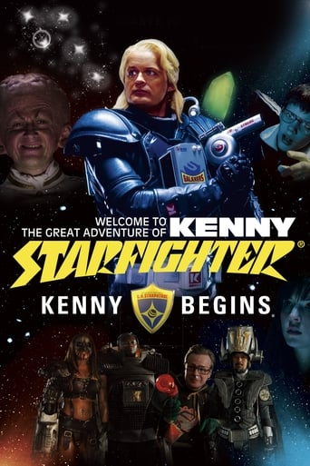 Poster of Kenny Begins
