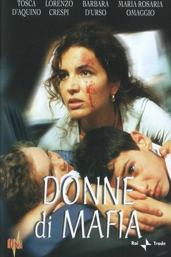 Poster of Donne di mafia