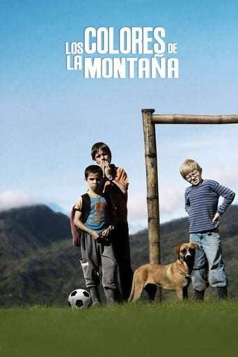 Poster of The Colors of the Mountain