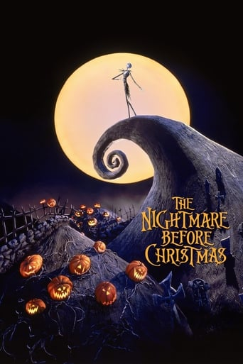 Poster of The Nightmare Before Christmas