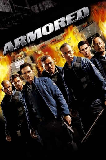 Poster of Armored