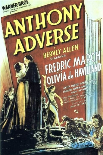 Poster of Anthony Adverse