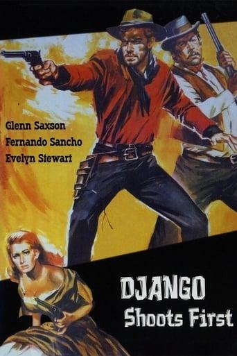 Poster of Django spara per primo