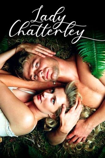 Poster of Lady Chatterley
