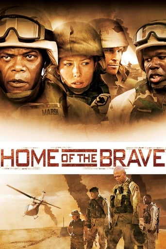 Poster of Home of the Brave