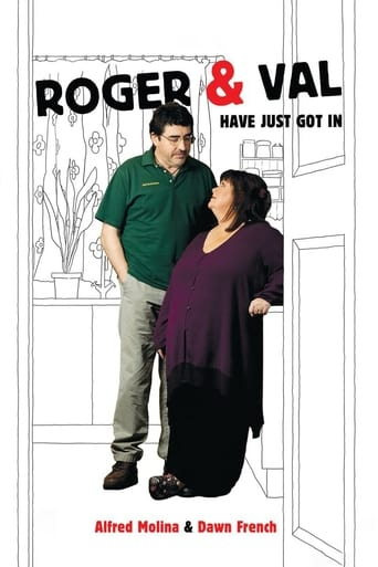 Poster of Roger & Val Have Just Got In