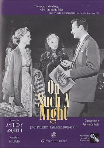 Poster of On Such a Night