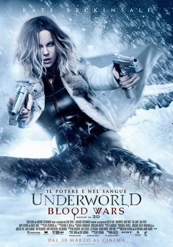 Underworld: Blood Wars Film Review