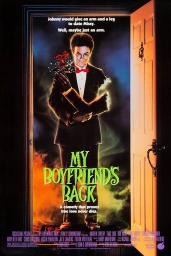 Poster of My Boyfriend's Back