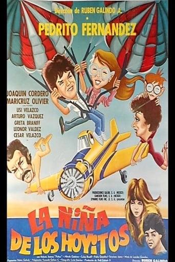 Poster of La niña de los hoyitos