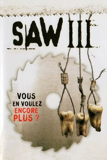 Poster of Saw III