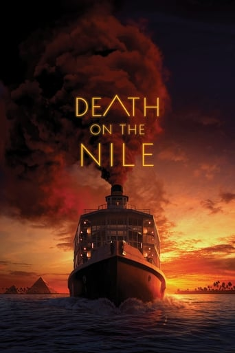 Poster of Death on the Nile