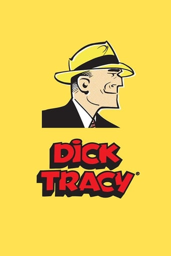 Poster of The Dick Tracy Show
