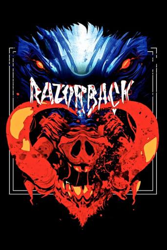 Poster of Razorback