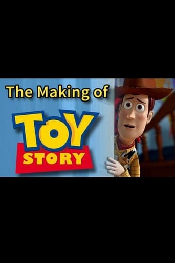 Poster of The Making of 'Toy Story'
