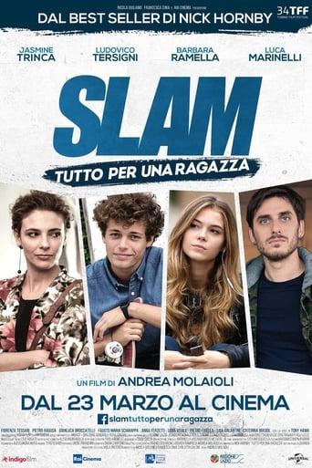 Slam: Tutto per una ragazza - Poster